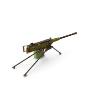 Machine Gun PNG & PSD Images
