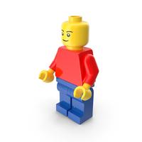 Lego Standard Figure PNG & PSD Images