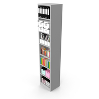 Billy Bookcase PNG & PSD Images