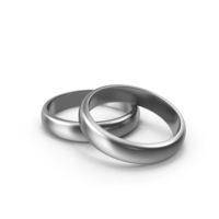 Silver Wedding Ring PNG & PSD Images