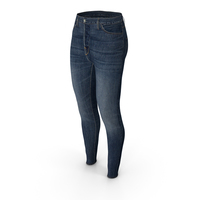 Women Jeans PNG & PSD Images