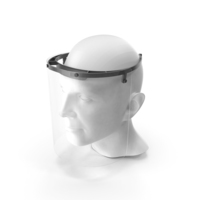 Medical Face Shield PNG & PSD Images