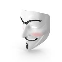 V for Vendetta Mask PNG & PSD Images