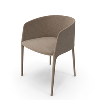 MDF Italia Achille Armchair PNG & PSD Images