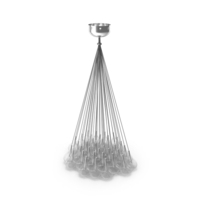 Drop Adjustable Pendant Lamp Almalight PNG & PSD Images