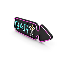 Neon Sign PNG & PSD Images