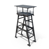 Guard Tower PNG & PSD Images