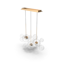 Giopato & Coombes Chandelier PNG & PSD Images