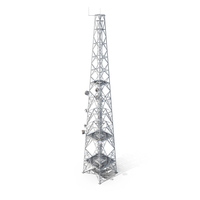Telecommunication Tower PNG & PSD Images