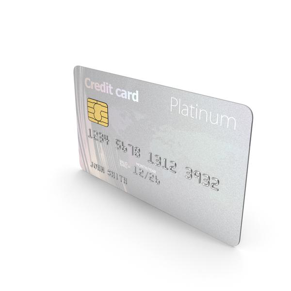 Credit Card Platinum PNG & PSD Images