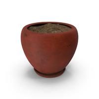 Pot Red PNG & PSD Images