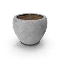 Pot Gray PNG & PSD Images