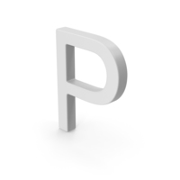 P Letter PNG & PSD Images