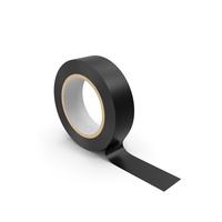 Black Masking Tape PNG & PSD Images