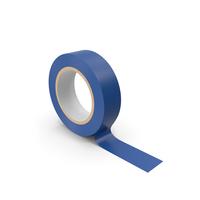 Blue Masking Tape PNG & PSD Images