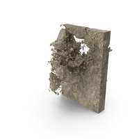 Destroyed Wall PNG & PSD Images
