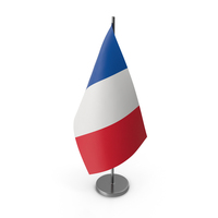 Table Flag France PNG & PSD Images