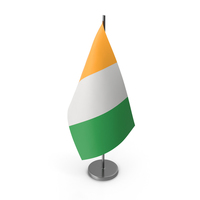 Table Flag Ivory Coast PNG & PSD Images