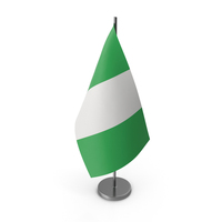 Table Flag Nigeria PNG & PSD Images