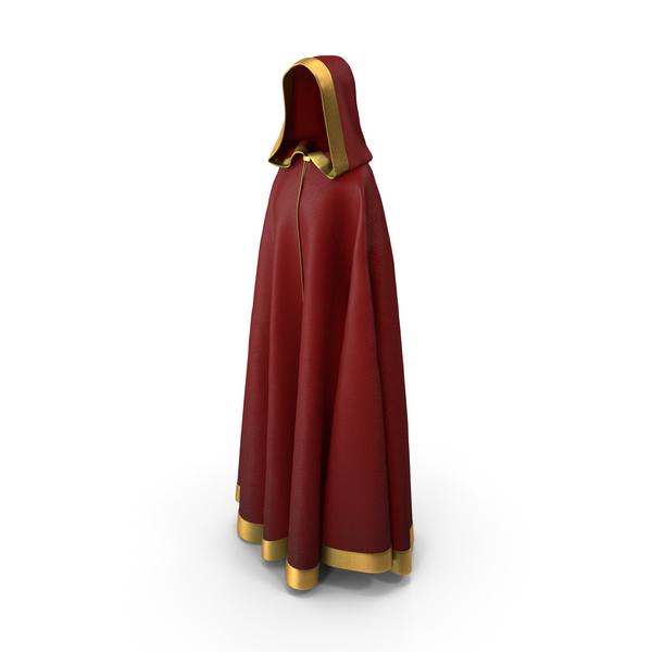 Medieval Hooded Cloak PNG & PSD Images