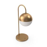 Table Lamp Cedar Moss PNG & PSD Images