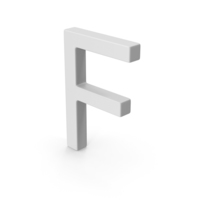 F Letter PNG & PSD Images