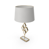 Robert Abbey Lighting with Edward Table Lamp PNG & PSD Images