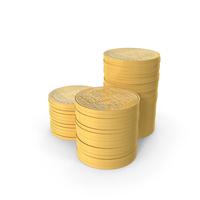 Bitcoin Set PNG & PSD Images