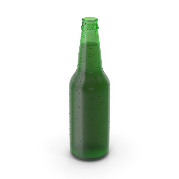 Beer Bottle No Cap PNG & PSD Images