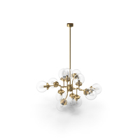 Chandelier Sondra Gramercy home PNG & PSD Images