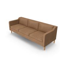 Hustler Triple Sofa by Jamni PNG & PSD Images