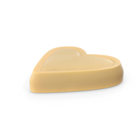 Heart White Chocolate Candy PNG & PSD Images