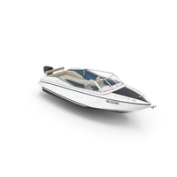 Speedboat With Tent PNG & PSD Images