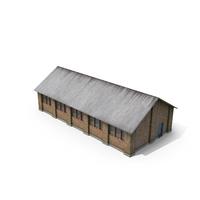 Brick Warehouse Building PNG & PSD Images