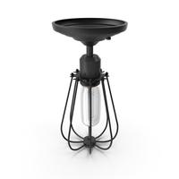 Hanging Lamp 16 Loft Design PNG & PSD Images