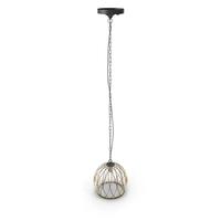 Hanging Lamp LOFT HOUSE P-163 PNG & PSD Images
