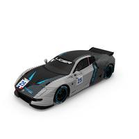 Ligier JS2 R TM Evolution 25 PNG & PSD Images