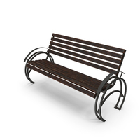 Bench Worn Wood PNG & PSD Images