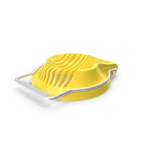 Egg Slicer with Stainless Steel Wires PNG & PSD Images