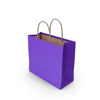 Paper Bag Purple PNG & PSD Images