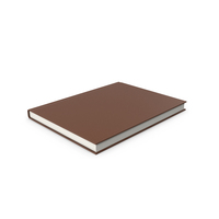 Book Brown PNG & PSD Images