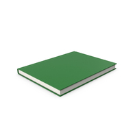 Book Green PNG & PSD Images