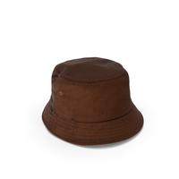 Men's Hat Brown PNG & PSD Images