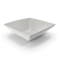 Porcelain Square Bowl PNG & PSD Images