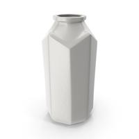 Porcelain Octagon Jar open PNG & PSD Images