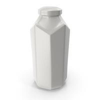 Porcelain Octagon Jar Closed PNG & PSD Images