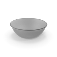 Plastic Round Bowl PNG & PSD Images