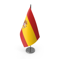 Table Flag Spain PNG & PSD Images