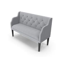 Mini Soft Sofa PNG & PSD Images