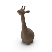 Sculpture Giraffe PNG & PSD Images